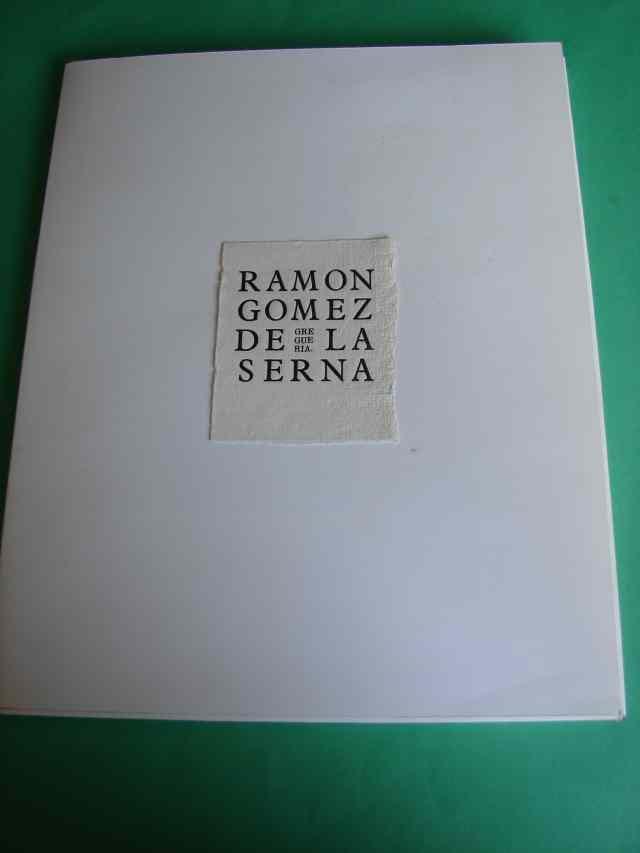 Ramon Gomez De La Serna 10 Aforyzmów 1982